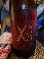 Spicy Choco Stout (JoséDay) Tags: beersilovegroup hotchocolate chocolatestout spicy hotspicy hot itshotchoco bier beer