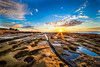 La Jolla Tide Pools at Sunset (jerschneid) Tags: california lajolla sandiego sky sunset tidepools wideangle