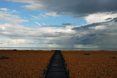 Lydd on Sea (richwat2011) Tags: julaugsep17 kent sea seaside englishchannel coast coastline shore shoreline lade lyddonsea southcoast beach shingle nikon d200 18200mmvr clouds cloudysky 1000views 2000views 10faves 20faves 50faves