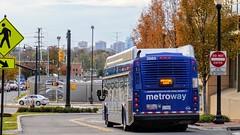 WMATA Metroway 2016 New Flyer Xcelsior XN40 #2985 (MW Transit Photos) Tags: wmata metroway new flyer xcelsior xn40