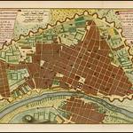 Antonio de Ulloa  Plan Senographique De La Cite Des Rois ou Lima, Capitale du Royaume de Perou . . . 1751raremaps.com thumbnail