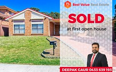 62 Acropolis Avenue, Rooty Hill NSW