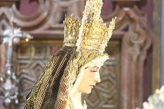 María Santísima de la Merced (Cofradeus) Tags: merced sevilla turismo españa semanasanta soledad dolor dolores dolorosa