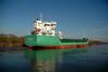 Arklow Flair on a Frozen Ship Canal (A F Photos) Tags: arklow flair frozen ship canal