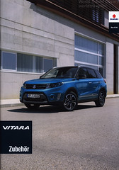 Suzuki Vitara Zubehör; 2016 (World Travel Library - collectorism) Tags: suzukivitara suzuki 2016 zubehör accessories blue carbrochurefrontcover frontcover car brochures sales literature auto worldcars world travel library center worldtravellib automobil papers prospekt catalogue katalog vehicle transport wheels makes model automobile automotive motor motoring drive wagen photos photo photograph picture image collectible collectors ads fahrzeug automobiles cars japanese سيارة 車 documents dokument broschyr esite catálogo folheto folleto брошюра broşür
