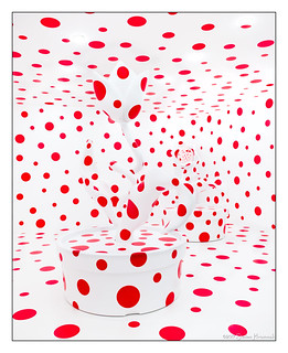 With All My Love For The Tulips, I Pray Forever - Yoyoi Kusama