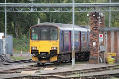 150120-EX-06102017-1 (RailwayScene) Tags: class150 150120 sprinter fgw exeter gwr