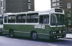 TJN974W Eastern National 1051 London Victoria (jc_snapper) Tags: easternregion tjn974w bedford ymqs wadhamstringer londonvictoria nationalexpress enoc bus coach