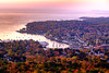 Camden Maine sunrise (Tony Edmonds) Tags: port subject sunrise maine camden fall unitedstates us sea ocean