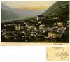 Roncegno, Valsugana, Amonn, Bolzano, 1905 (Ecomuseo Valsugana | Croxarie) Tags: cartolina roncegno roncegnoterme 1905