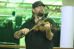 Triakel (2017) 05 - Kjell-Erik Eriksson (KM's Live Music shots) Tags: worldmusic sweden traditionalswedishmusic triakel kjellerikeriksson fiddle violin nordicmatters fridaytonic southbankcentre