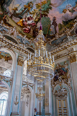 Steinerner Saal (Tony Shertila) Tags: 20170827134948 germany nymphenburgpalace schlossnymphenburg wittelsbach architecture baroque bavaria building canal clouds estate europe fountain gardens indoor lake munchen munich palace sky woodland münchen bayern deutchland estace room tourist painting decoration fresco deu