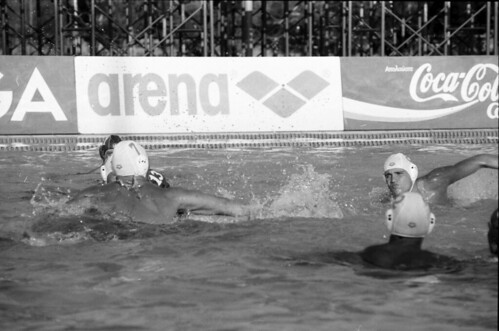 113 Waterpolo EM 1991 Athens