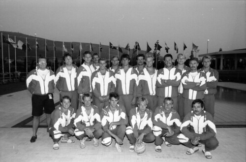 119 Waterpolo EM 1991 Athens