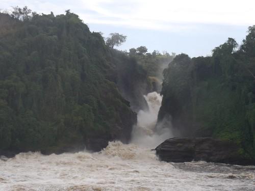 Murchison-Wasserfall