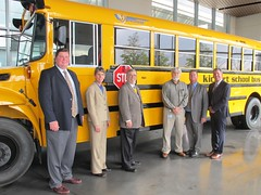 Kickert's Propane School Bus (Kickert School Bus lines) Tags: kickertschoolbuscompanyline ic chicago schoolbus
