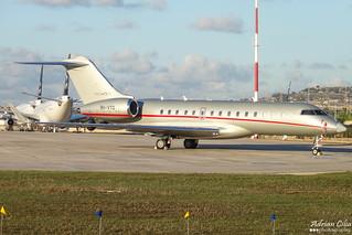 VistaJet --- Bombardier BD-700 Global 5000 --- 9H-VTD