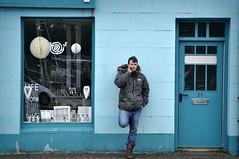 Sunday morning blues (plot19) Tags: outer hebrides western isles scotish scotland jake jacob family love fasion fashion street nikon north northern northwest uk britain british plot19 portrait photography people blue sunday son face man