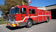 Mississauga Fire & Emergency Services Squad 105 (Canadian Emergency Buff) Tags: mississauga fire emergency services mississaugafire mississaugafiredepartment mississaugafireemergencyservices mississaugafiredept mfes mfd squad 105 s105 rescue pumper spartan metro star seagrave dependable ontario canada