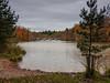 Virginia Water Lake in Autumn-EB160362 (tony.rummery) Tags: autumn autumncolours bridge em10 lake mft microfourthirds omd olympus surrey tree virginiawater sunninghill england unitedkingdom gb