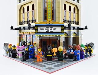 LEGO movies classement