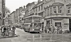 A damp day in Oxford (Lost-Albion) Tags: cityofoxford nbc bristolvr pjo449p oxford oxfordshire pentax 1979