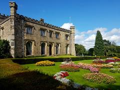 Towneley Hall, Burnley 26.08.17 (dkmcr) Tags: daytrip travel landscape tourism scenery view visitbritain visitengland northernuk excursions 2017 towneleyhall burnley lancashire formalgarden