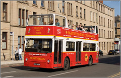 OJD412R (Gerry McL) Tags: dms ojd412r pj travel sightseeing glasgow opentop
