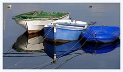 CONCARNEAU (Marie-Laure Larère) Tags: barque bateau bretagne concarneau reflet