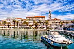 Split, Croatia (Kevin R Thornton) Tags: d90 split travel city mediterranean croatia europe architecture 2017 splitdalmatiacounty hr