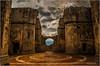 Abbazia del Goleto, XII Secolo - S.Angelo dei Lombardi (Av) - Italy (Stefano Flammia) Tags: cielo pietra irpinia abbaziadelgoleto sangelodeilombardi rovine basilica antichita