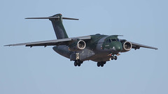 Embraer KC-390 PT-ZNJ (ChrisK48) Tags: aircraft airplane embraerkc390 gyr goodyearaz kgyr ptznj forçaaéreabrasileira fab brazilianairforce brazil brasil cn39000002