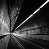 Rotherhithe Tunnel ([J Z A] Photography) Tags: longexposure le nightime dusk twilight cityscape fujineopanacros100 rodinal150 ei80 bw monochrome film analog 5x4 4x5 largeformat lf arcaswissmisura schneider superangulonxl72mm infrastructure tunnel rotherhithe agfarodinal film:brand=fuji film:name=fujineopanacros100 film:iso=80 developer:brand=agfa developer:name=agfarodinal filmdev:recipe=9603 jzaprint jzaphotography