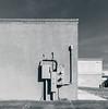 (el zopilote) Tags: 500 albuquerque newmexico street cityscape powerlines sings clouds canon eos 5dmarkii canonef24105mmf4lisusm fullframe bw bn nb blancoynegro blackwhite noiretblanc digitalbw bndigital schwarzweiss monochrome
