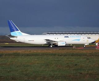 ASL Airlines                                       Boeing 737                                N494CS