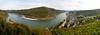 Rhine Panorama (diskojez) Tags: jörg christa golden wedding 50 goldene hochzeit rhine rhein ship boat shiff spey boppard