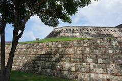 "Castillo San Felipe de Barajas • <a style=""font-size:0.8em;"" href=""http://www.flickr.com/photos/28558260@N04/38785550612/"" target=""_blank"">View on Flickr</a>"