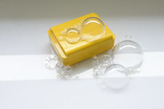 Lego soap - atana studio (Anthony SÉJOURNÉ) Tags: lego soap savon bubbles bulles brick afol moc creator atana studio anthony séjourné
