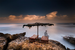 loneliness at the Northern Cyprus....................