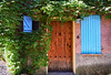 House in Daroca (Jocelyn777) Tags: doors windows doorsandwindows houses building architecture plants ivy stone stonehouses towns villages daroca aragon spain travel