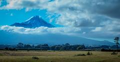 View of the Mount Taranaki (ralphnordenhold) Tags: ngaere taranaki newzealand nz