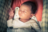 Coucou tout le monde :) (capteur de souvenirs) Tags: portrait enfant polaroïd bébé nourisson naissance famille