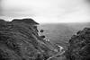 Rocky Cove D7C_4436 (iloleo) Tags: landscape bottlecove cliffs coastline bw summer newfoundland nikon d750 scenic vista ocean canada nature