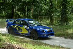 Subaru Impreza WRC 1999 P1320423mods (Andrew Wright2009) Tags: goodwood festival speed sussex england uk historic heritage vehicle classic cars automobiles subaru impreza wrc 1999
