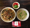 Crispy eel with glass noodles (Tanenhaus) Tags: vietnam saigon hochiminh city crispy eel glass noodle hanoi cuisine commocexpress