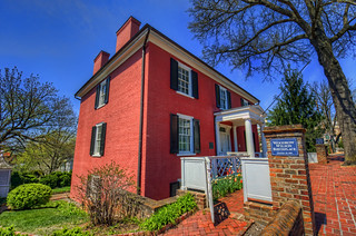 Woodrow Wilson's Birthplace