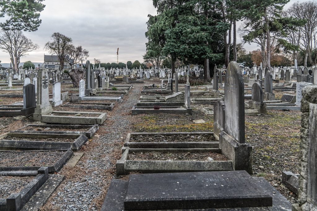MOUNT JEROME CEMETERY IS AN INTERESTING PLACE TO VISIT [IT CLOSES AT 4PM]-134338