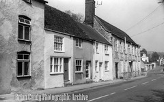 Culverhay (Maintained by Matthew Bigwood) Tags: briancandy wottonunderedge monochrome 35mm film snow 1963 gloucestershire briancandyphotographicarchive