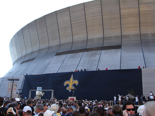 First Saints Game Since K, 2006