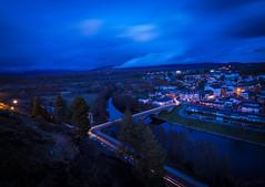 Puebla de Sanabria en la noche (Raymar Photo) Tags: sanabria zamora villa pueblo nocturna noche atardecer paisaje landscape sunset night town sony a7r tokina 1116mm
